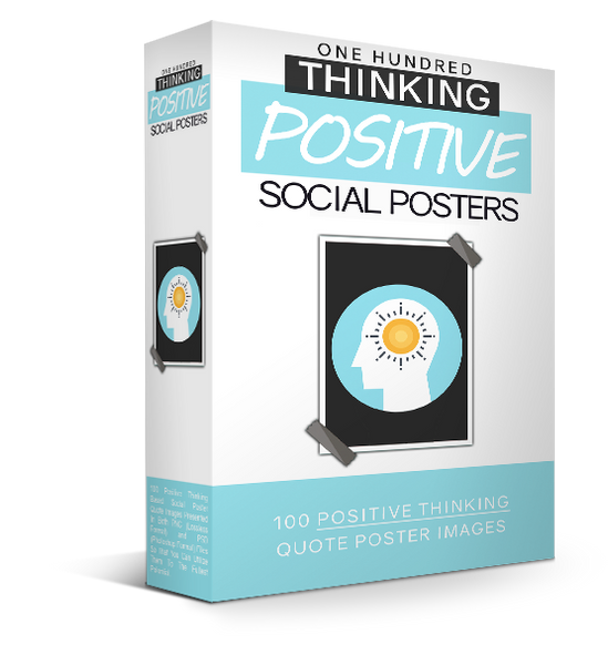 100 Positive Thinking Social Images - Shop People Of The Mind