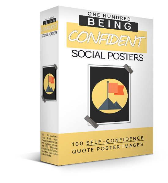 100 Self Confidence Social Images - Shop People Of The Mind