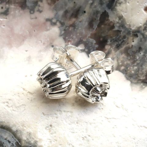 Barnacle Earrings Earrings [Ontogenie Science Jewelry]