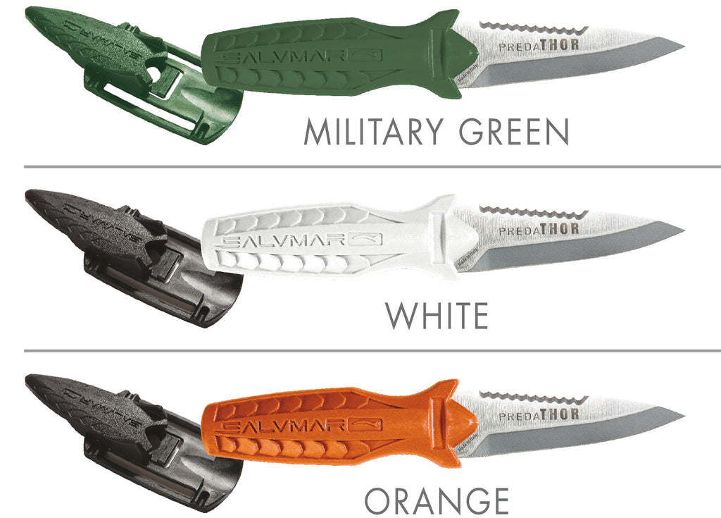 Salvimar Predathor Dive Knife