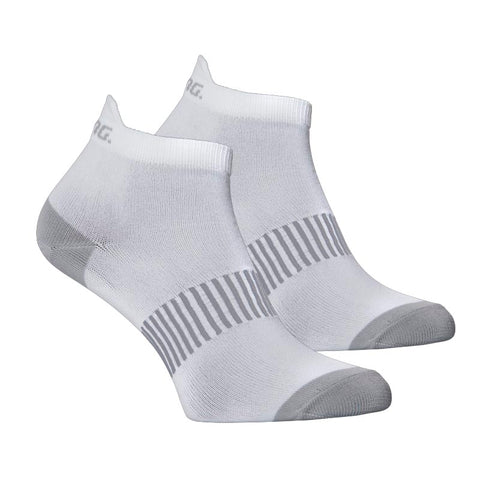 SALMING PERFORMANCE ANKLE SOCK 2P<br /> <h6>White</h6>