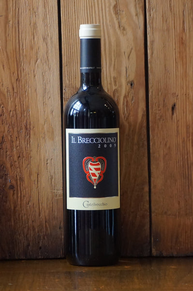 Il Brecciolino , Supertuscan (Red Wine)