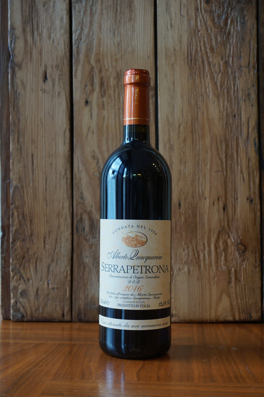 Serrapetrona DOC  (Red Wine)
