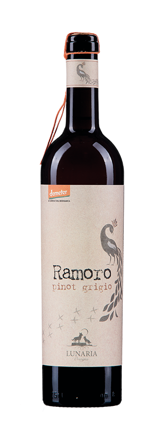 "Pinot Grigio ""Ramato"" (Orange Wine)"