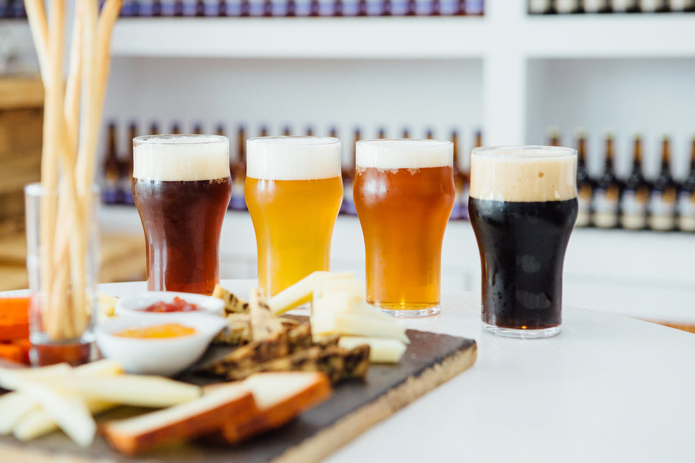 Partizan Brewing - Beer Tasting and Cheese Pairing
