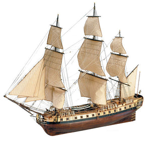 Artesania Latina Hermione LaFayette Wood Model Ship Kit
