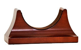 Chelsea Contemporary Single Wood Base 4.5""