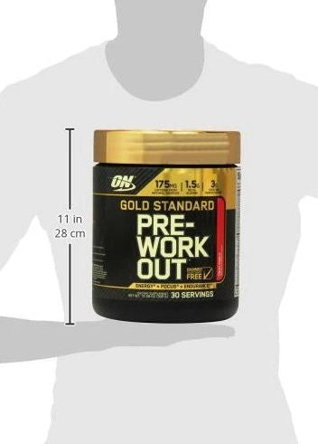 Optimum Nutrition Gold Standard Pre-Workout