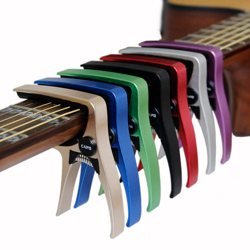 Guitar Capo for acoustic and electric guitars