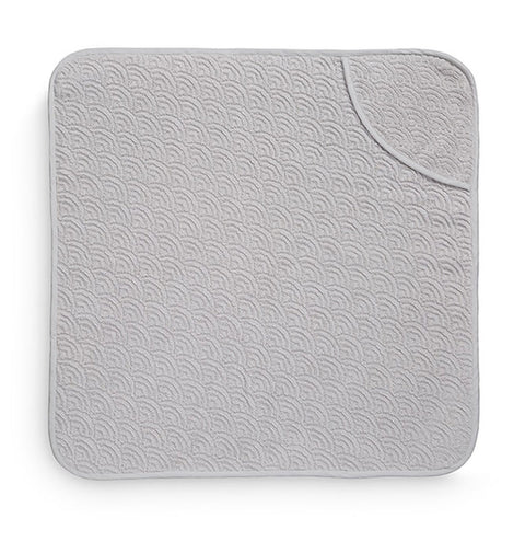 Cam Cam Copenhagen Baby Hooded Towel Grey