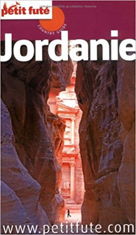 COUNTRY GUIDE: JORDANIE (FRENCH EDITION)