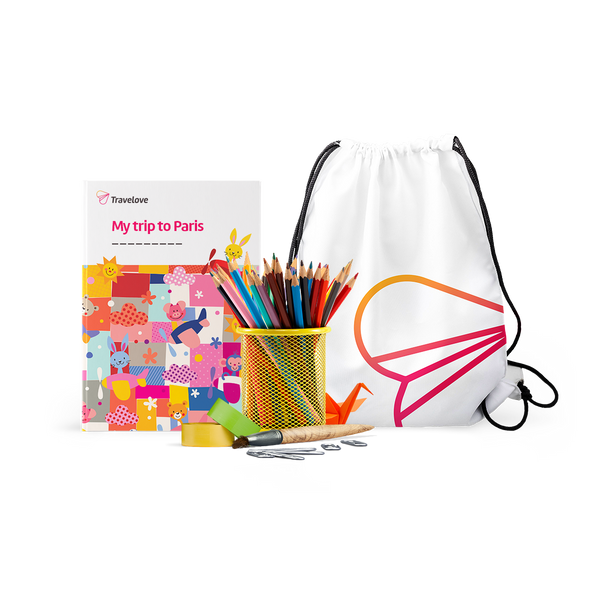 Paris with kids - Paris Family Kit