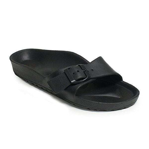 OMAMIMINI:Kids Slide Sandals | Black