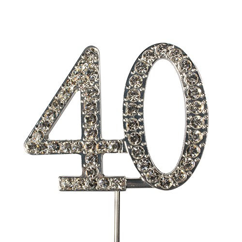 "Diamante Number ""40"""