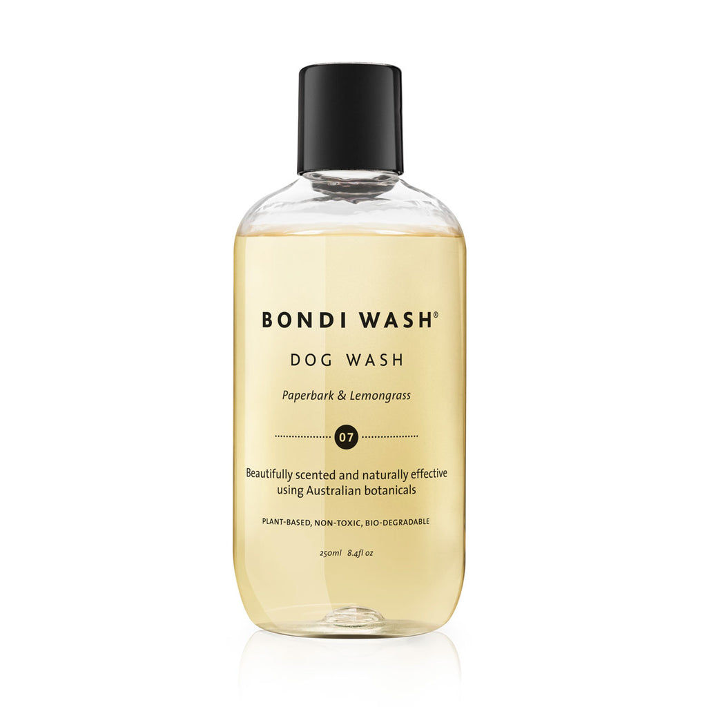Bali the Dog Bondi Wash Dog Shampoo, best dog shampoo, dog wash, organic palnt-based dog friendly dog shampoo