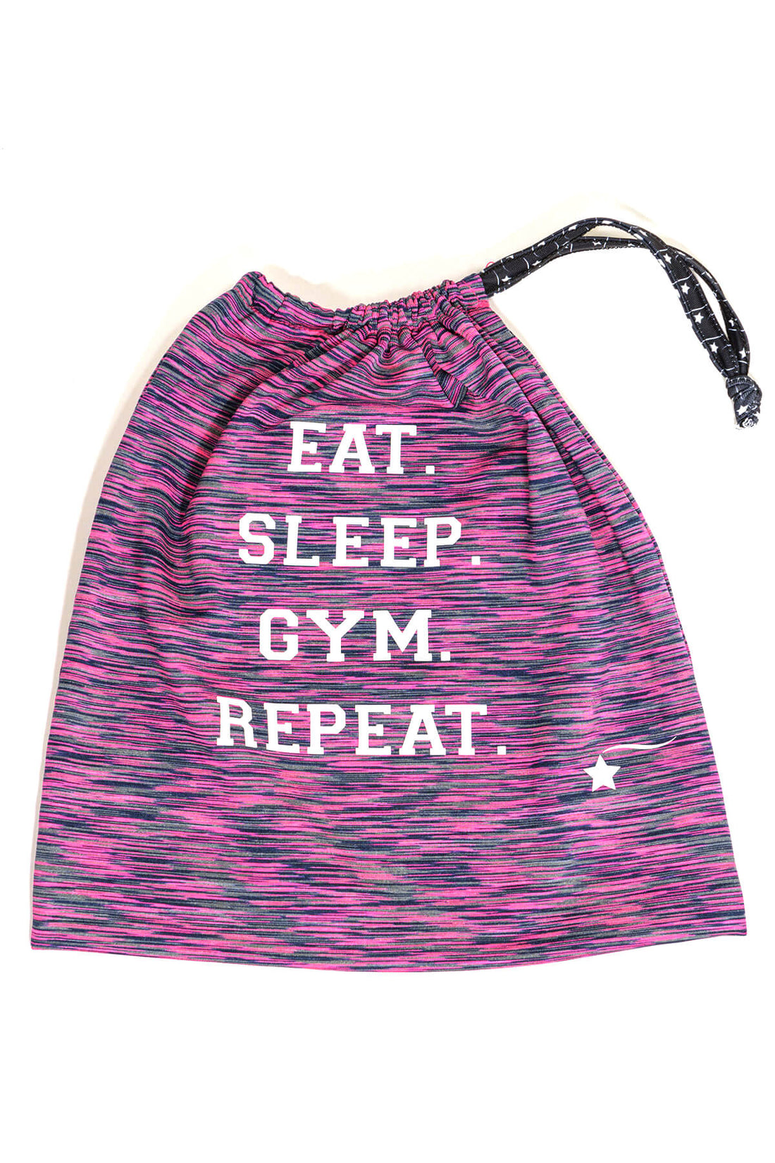 Eat Sleep Gym Grip Bag