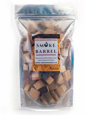 Smoke Barrel - Burgundy Oak