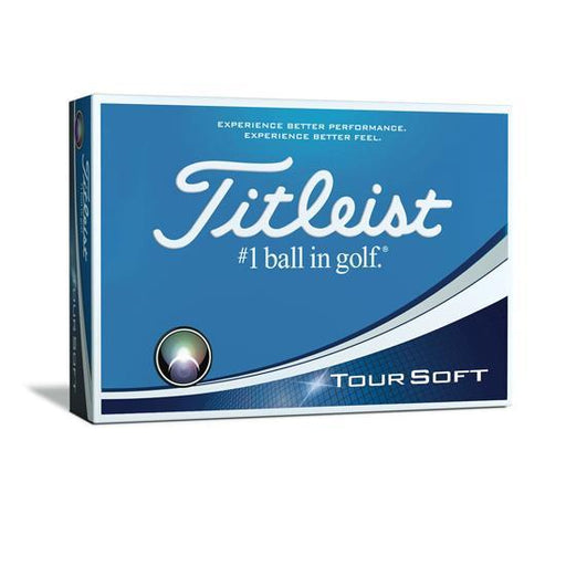 Titleist Tour Soft Golf Balls - HowardsGolf