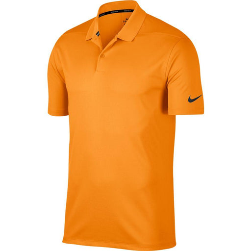 Nike Dri FIT Polo Victory Solid 891881 Bright Ceramic/Black 873 - HowardsGolf