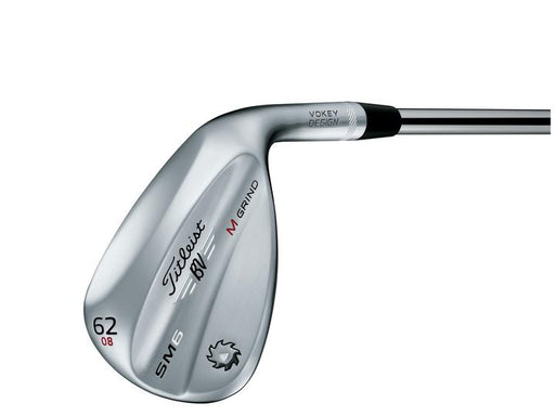 Titleist SM6 Wedge Tour Chrome 62 M - HowardsGolf