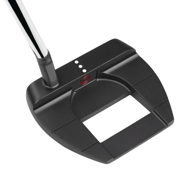 Odyssey Putters 17 O-Works Black Jailbird Mini S - HowardsGolf