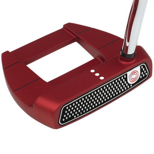 Odyssey Putters 17 O-Works Red Jailbird Mini - HowardsGolf