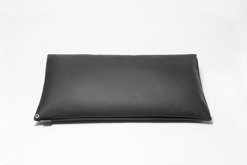 Classic Black Pillow Cover