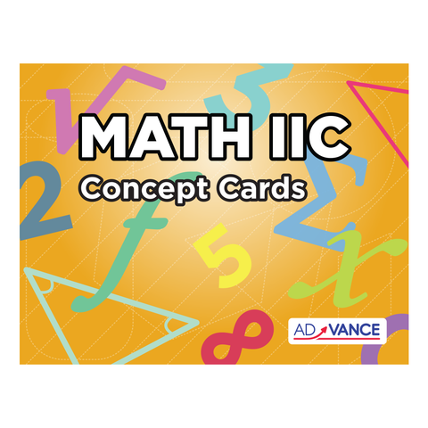 AdVANCE Math IIC Concept Flashcards