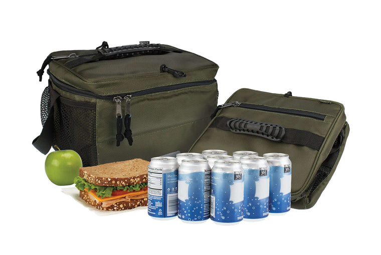 Freezable 18-Can Cooler