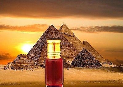 Authentic (Pure Red Egyptian Musk) Thick Intense Pheromones Attar Oil 3ml Bottle