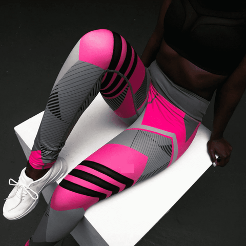 Image of Sexy Hip Push Up Gothic Leggings