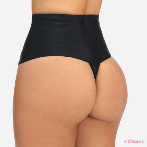 Image of Tummy Control Thong Shaper