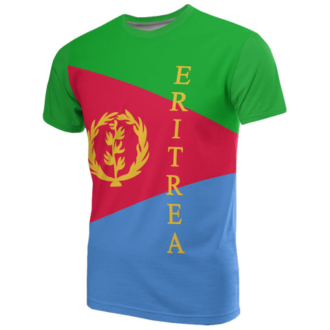 Eritrea Flag T-shirt TH0