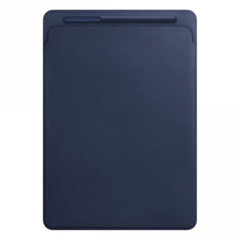 Apple Leather Sleeve for 12.9-inch iPad Pro - Midnight Blue