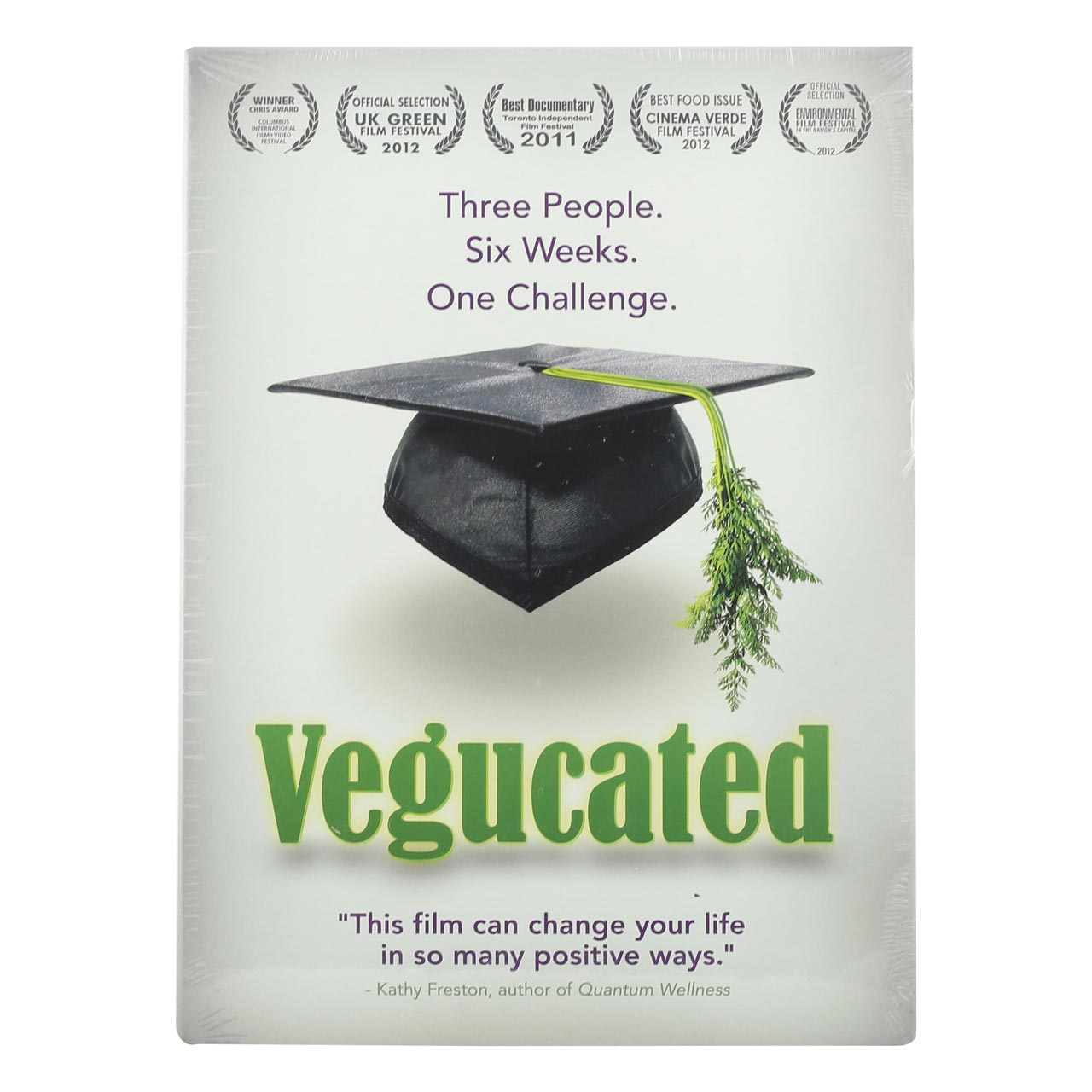 Vegucated DVD