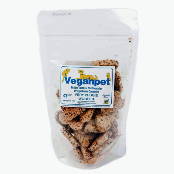 Veganpet Woofer Treats -Very Veggie