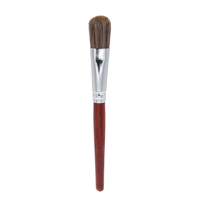 IB107 Deluxe Oval Foundation Brush Crownbrush