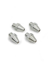 Shires Hard Slippery Ground Studs - 4 Pack