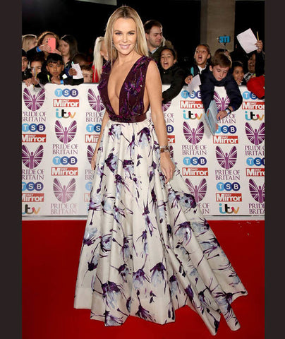 Amanda Holden at The Pride of Britain Awards 2017