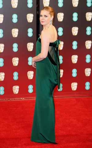 Amy Adams at The Baftas 2017