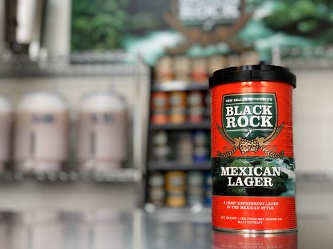 Black Rock: Mexican Lager - 1.7kg of Concentrated Wort