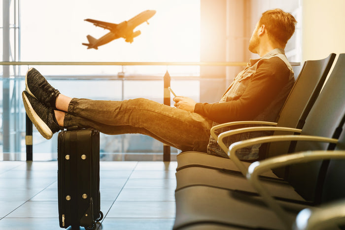 What is Deep Vein Thrombosis (DVT) and how does it impact air travelers?