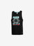 DIAMOND X PUMA TANK TOP BLACK