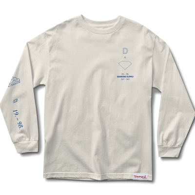 INTERSECT LONG SLEEVE T-SHIRT
