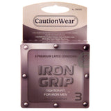 Iron Grip Tighter Fit Condoms