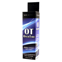 OverTime Delay Cream - Helps You Last Longer