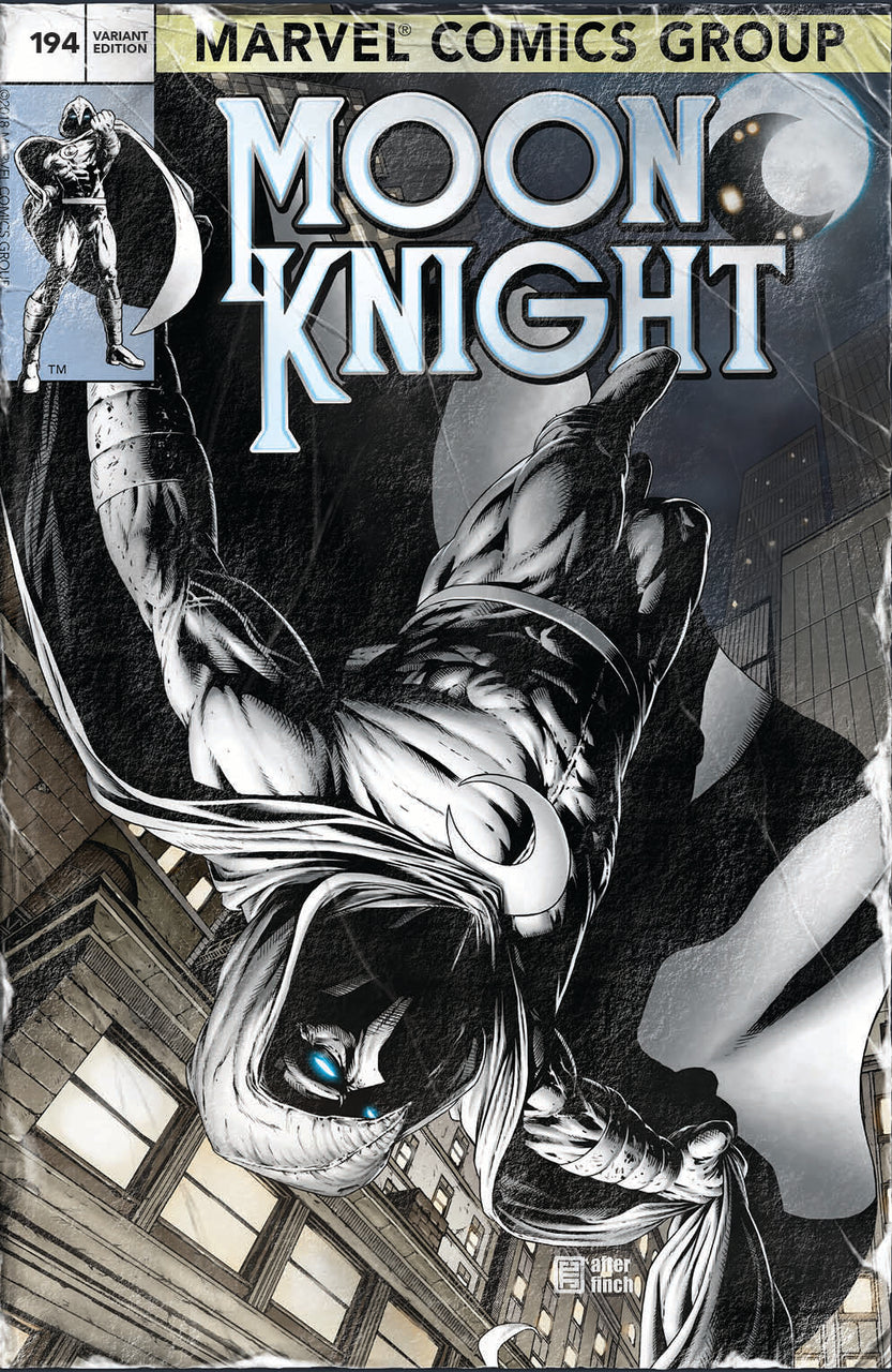 Moon Knight igcomicstore exclusive variant issue #194 John Tyler Christopher