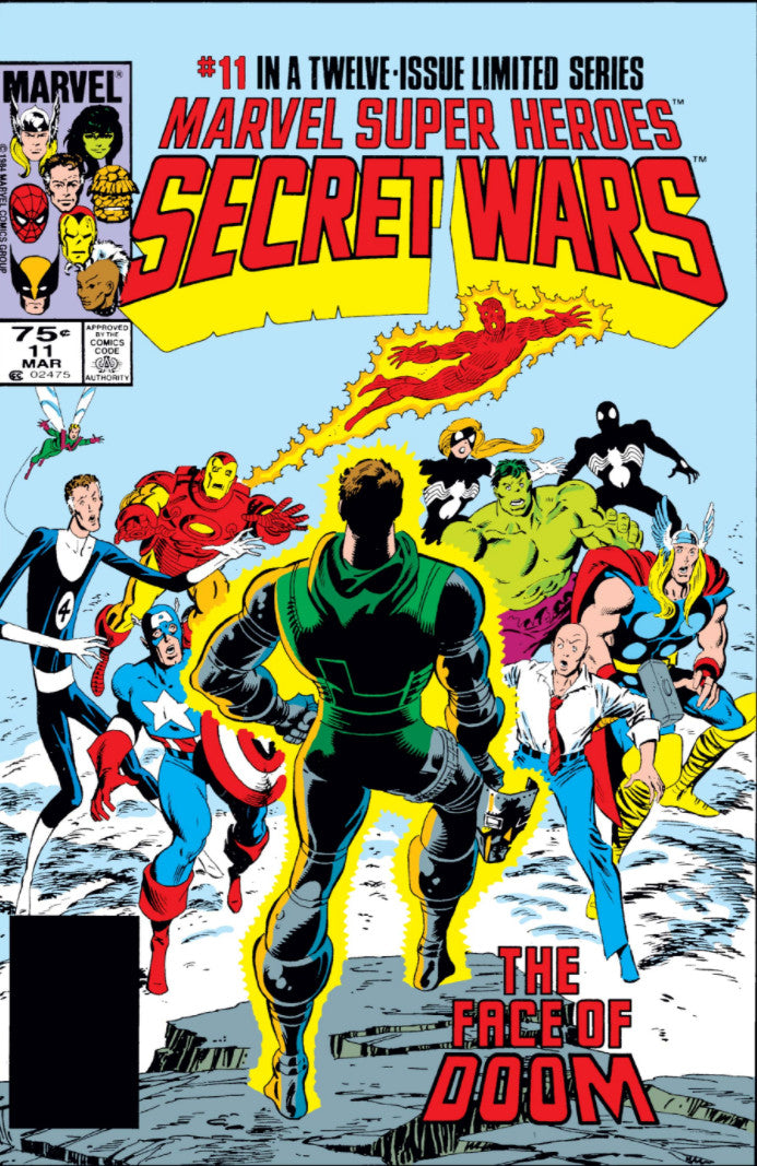 Marvel Super Heroes Secret Wars issue #11 igcomicstore