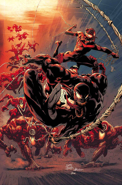 Absolute Carnage issue #2 - SHIPS 09/08/19