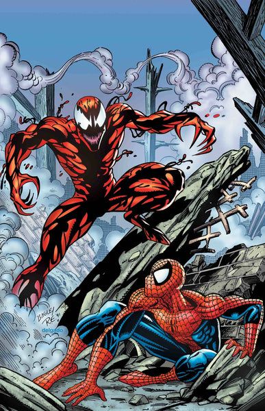 Absolute Carnage 1:100 Hidden Gem Variant issue #1 Mark Bagley igcomicstore